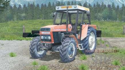 Zetor 10145〡part-time 4WD для Farming Simulator 2013