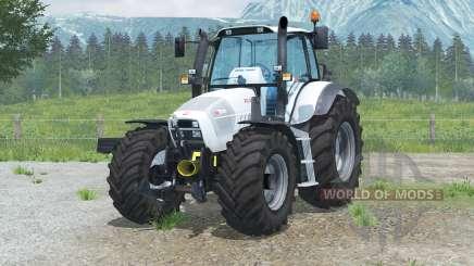 Hurlimann XL 130〡automatic reverse lights для Farming Simulator 2013
