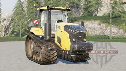 Challenger MT700 series для Farming Simulator 2017