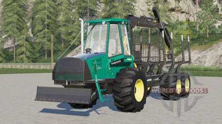 Timberjack 1110D 6W для Farming Simulator 2017