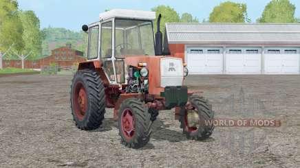 ЮМЗ-8271〡динамический выхлоп для Farming Simulator 2015