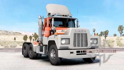 Mack R-series v1.8 для American Truck Simulator