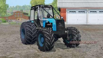 МТЗ-1221 Беларус〡защитное ограждение для Farming Simulator 2015