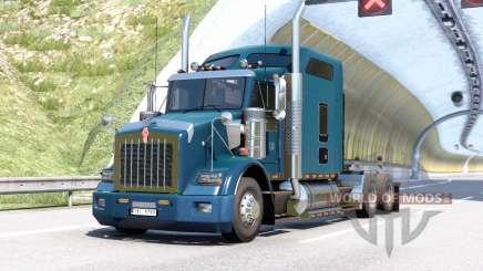 Kenworth T800 v1.2 для Euro Truck Simulator 2