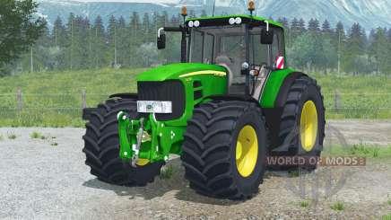 John Deere 7430 Premiuᵯ для Farming Simulator 2013