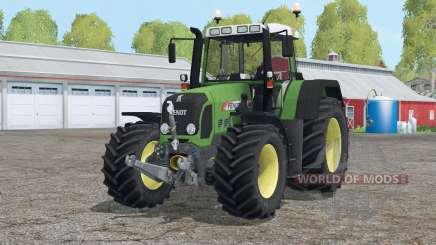 Fendt 820 Vario TMS〡folding front arm для Farming Simulator 2015