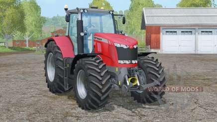Massey Ferguson 76Ձ6 для Farming Simulator 2015