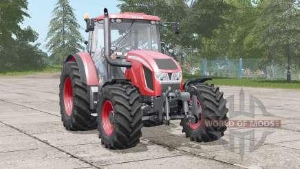 Zetor Forterra 100 HD〡wide tires для Farming Simulator 2017
