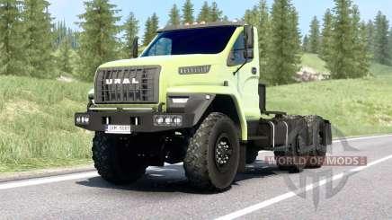 Урал Next (44202-5311-74Е5) v1.5 для Euro Truck Simulator 2