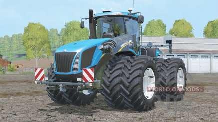 New Holland Ƭ9.670 для Farming Simulator 2015