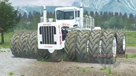 Big Bud 16V-747〡sixteen wheels для Farming Simulator 2013