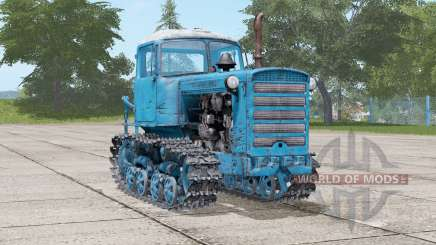 ДТ-75М Казахстаӈ для Farming Simulator 2017