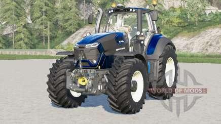 Deutz-Fahr Serie 9 TTV Agrotron〡sounds changed для Farming Simulator 2017