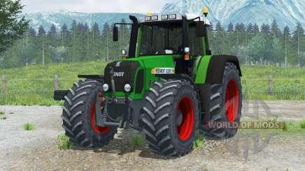 Fendt 820 Vario TMS〡opening doors and window для Farming Simulator 2013