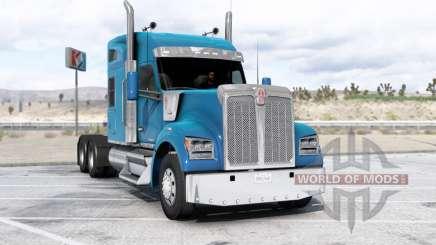Kenworth W990 v1.2.5 для American Truck Simulator