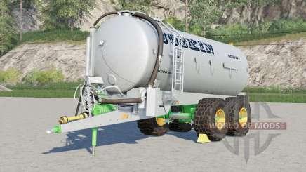 Joskin Modulo2 16000 MEB〡wheels configurations для Farming Simulator 2017