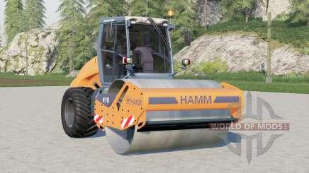 Hamm H 11i для Farming Simulator 2017