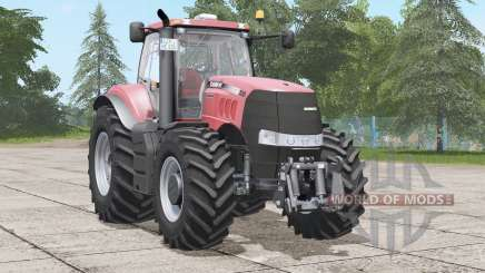 Case IH Magnum 335〡front hydraulics or weight для Farming Simulator 2017