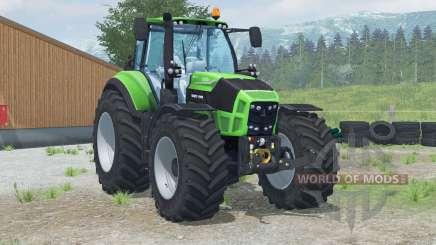 Deutz-Fahr 7250 TTV Agrotroɲ для Farming Simulator 2013
