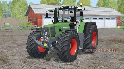 Fendt Favorit 824 Turboshift〡opening doors and windows для Farming Simulator 2015