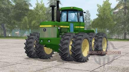 John Deere 8000 serieᵴ для Farming Simulator 2017