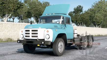 ЗиЛ-133ВЯС〡1.40 для American Truck Simulator