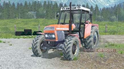 Zetor 12145〡light adjusted для Farming Simulator 2013