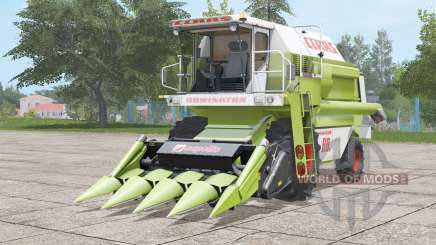 Claas Dominator 88 S для Farming Simulator 2017