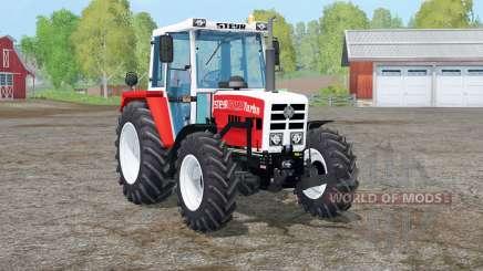 Steyr 8090A Turbø для Farming Simulator 2015