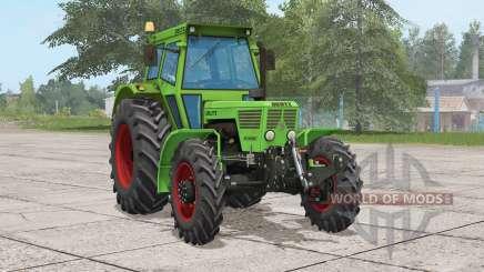 Deutz D 13006 A〡work light front & rear для Farming Simulator 2017