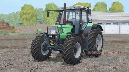 Deutz-Fahr AgroStar 4.71〡FL console для Farming Simulator 2015