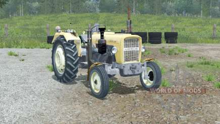 Ursus C-330〡with front loader для Farming Simulator 2013