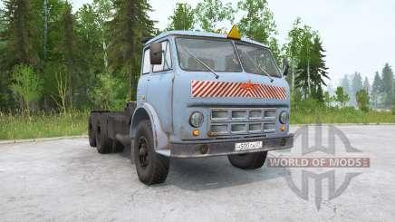МАЗ-515А v1.1 для MudRunner