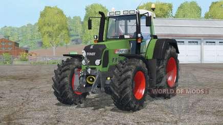 Fendt 820 Vario TMꞨ для Farming Simulator 2015