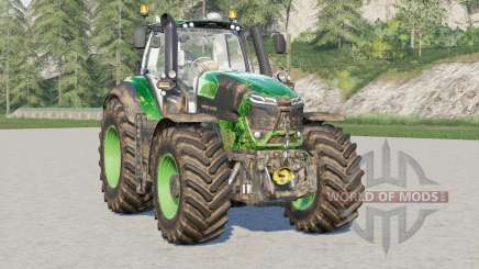 Deutz-Fahr Serie 9 TTV Agrotron〡modified для Farming Simulator 2017