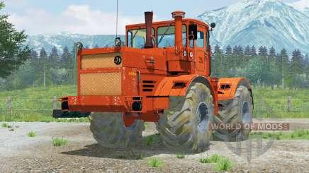 Кировец К-700А〡ручной возврат руля для Farming Simulator 2013