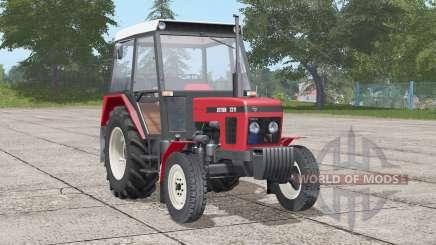 Zetor 7Ձ11 для Farming Simulator 2017