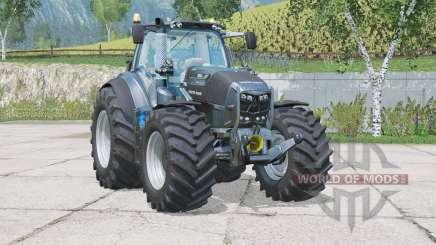 Deutz-Fahr 7250 TTV Warrior〡added wheels для Farming Simulator 2015