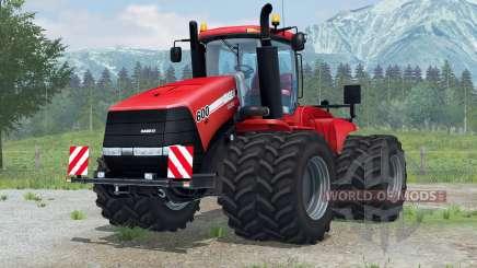 Case IH Steiger 600〡steered axles для Farming Simulator 2013