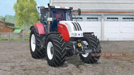 Steyr 6160 CVƬ для Farming Simulator 2015