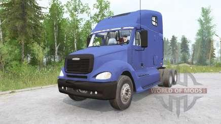 Freightliner Columbia для MudRunner