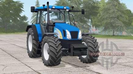 New Holland T5070〡power selection для Farming Simulator 2017