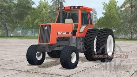 Deutz-Allis 8000 series для Farming Simulator 2017