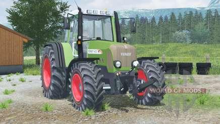 Fendt 412 Vario TMS〡manual ignition для Farming Simulator 2013