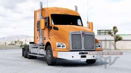 Kenworth T880 v1.11 для American Truck Simulator