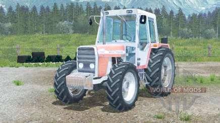 Massey Ferguson 698Ƭ для Farming Simulator 2013