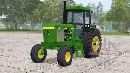 John Deere 4040 series для Farming Simulator 2017
