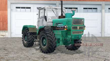 T-150K〡dust from under the wheels для Farming Simulator 2015