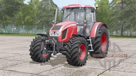 Zetor Forterra 100 HD〡new exhaust system для Farming Simulator 2017
