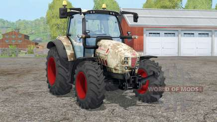 Hurlimann XM 130 T4i V-Drive〡increased top speed для Farming Simulator 2015